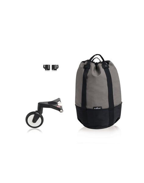 YOYO Bag gris YOYO+ BAG GRIS / 18PBDP017SCC940