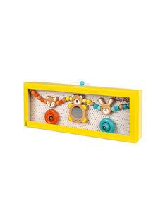 Boulier BabyPop Janod multicolore BOULIER BABYPOP / 18PJJO008JBO999