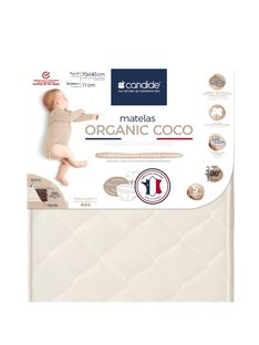 Matelas coco organic 70x140cm MAT COCO 70X140 / 21PCLT009MAT999
