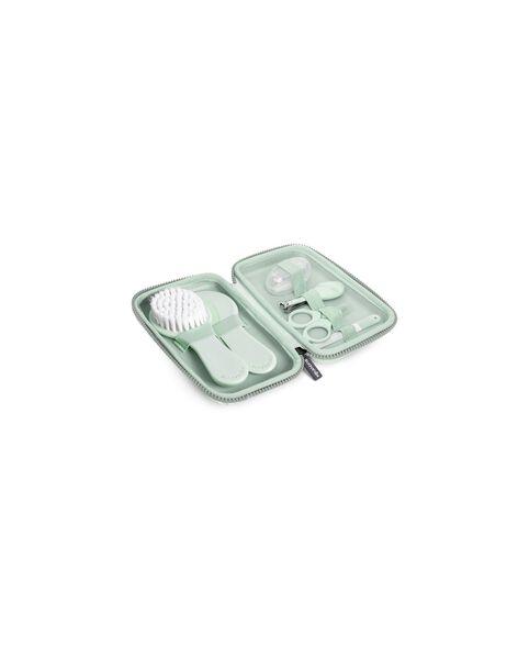 Trousse de toilette  hygge vert TROUS TOIL VERT / 21PSSO004AHY600