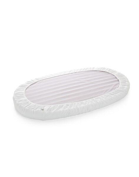 Drap housse sleepi 120 cm blanc DRA SLEEPI 120 / 20PCTE002DRA000
