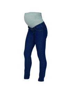 Jeans de grossesse slim Mamalicious bleu moyen MLJULIA MED BLU / 20VW2641N44P270