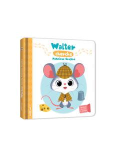 Livre Walter cherche Monsieur Gruyère WALTER M GRUYER / 18PJME006LIB999