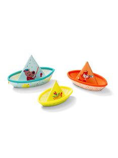 3 petits bateaux  3 PETIT BATEAU / 17PJJO003JBA999