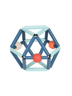 Hochet en bois Grabber bleu GRABERS BLEU / 18PJJO025AJV999