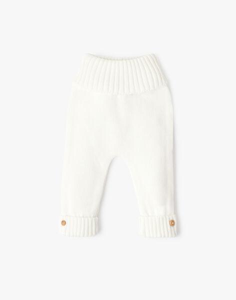 Pantalon mixte vanille  ACCENT 20 / 20PV2413N3A114