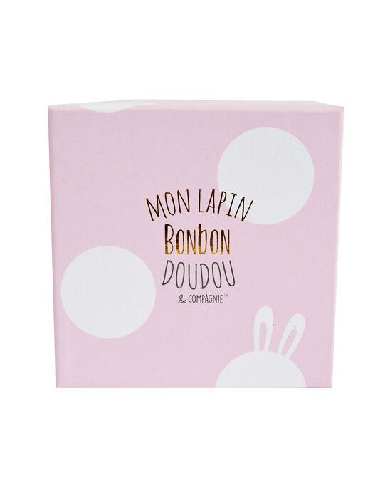 Peluche lapin Bonbon rose LAPIN BONBON RO / 09PJPE001MIP999