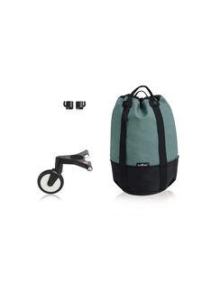 YOYO+ bag Babyzen aqua YOYO+ BAG AQUA / 19PBDP002SCC213