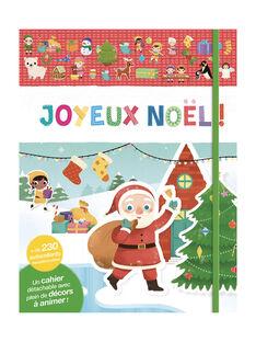 Autocollants joyeux noel ! AUTOC JOY NOEL / 20PJME028LIB999