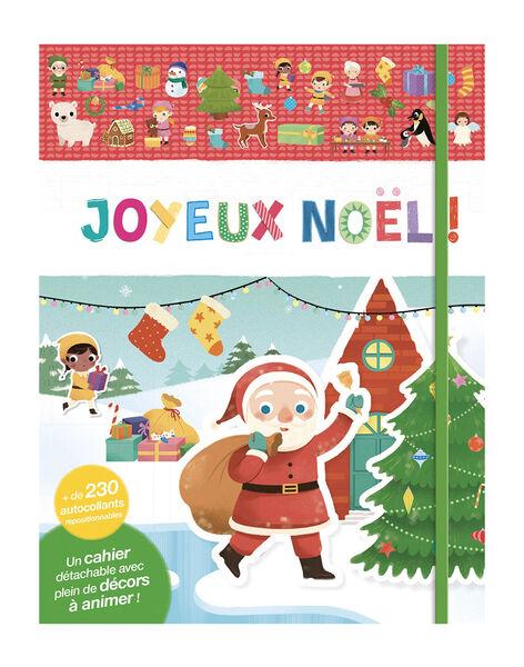 Autocollants joyeux noel! AUTOC JOY NOEL / 20PJME028LIB999