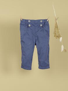 Pantalon bleu fille TOSINEA 19 / 19VU1911N03208
