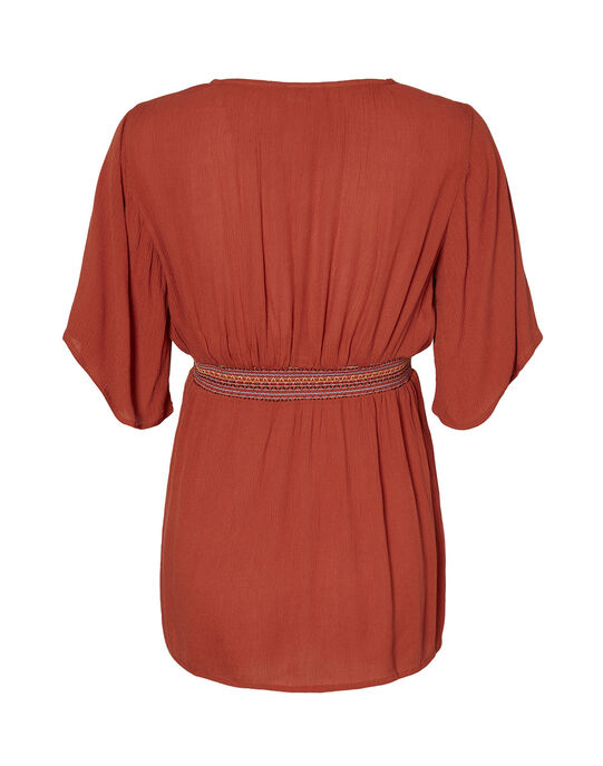 Tunique Rouge MLJULES BLOUSE / 19IW2662N3E506