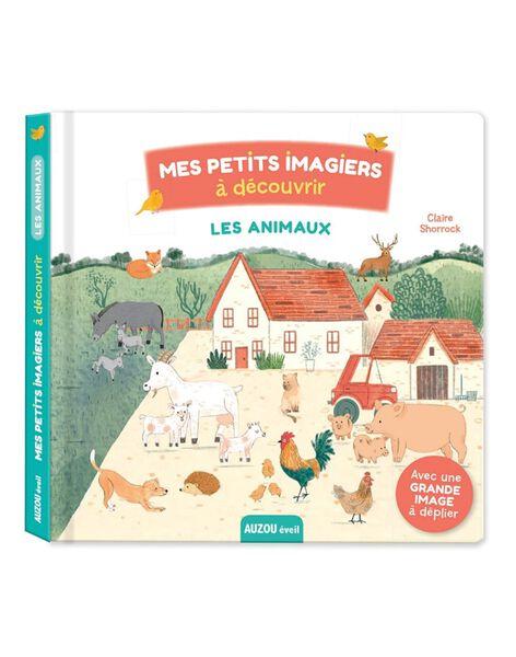 Mes petits imagiers les animaux PETIT IMAG ANIM / 21PJME011LIB999