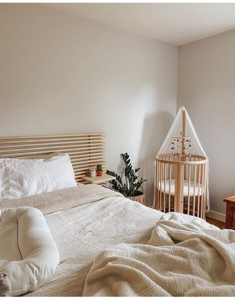 Berceau sleepi mini naturel SLEEPI NATUR / 20PCMB003BEC009