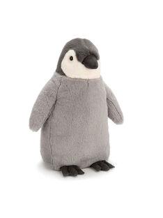 Peluche Percy le pinguin Jellycat gris 24 cm dès la naissance PINGOUIN 24CM / 19PJPE012PPE999