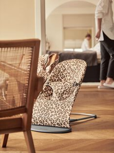 Transat bliss beige leopard coton TRANSAT LEOPARD / 20PSSE004TRT999