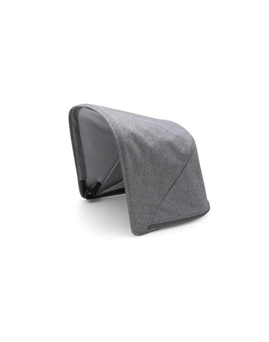 Accessoire poussette Gris chiné FOX + CAP GRIS / 19PBPO016AAP943