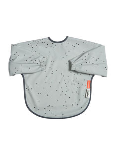Bavoir a manches dreamy dots gris 18m+ BAV DREAM DO GR / 20PRR2004BVR940