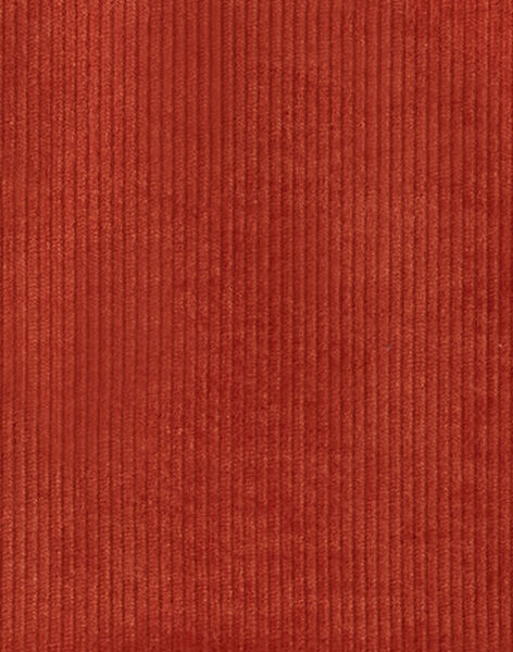 Robe salopette fille en velours milleraies  BEA 20 / 20IU1951N18506