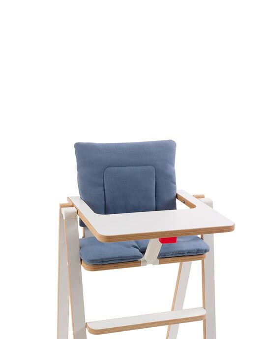 Coussin de chaise suppaflat blue velvet COUSS SUPAF BLU / 20PRR2004AMRC218