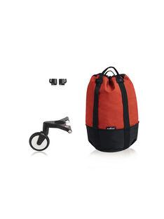 Yoyo+ bag rouge YOYO+ BAG ROUGE / 18PBDP023SCC050