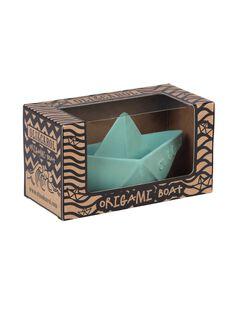Jouet de bain bateau origami menthe JBA BATO MENTHE / 21PJJO008JBA630