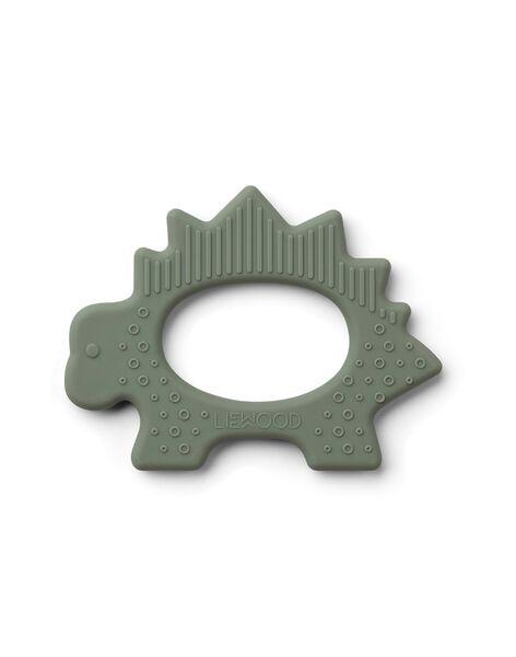 Anneau de dentition silicone gemma dino green DEN GEM DIN GRE / 21PJJO007DEN600