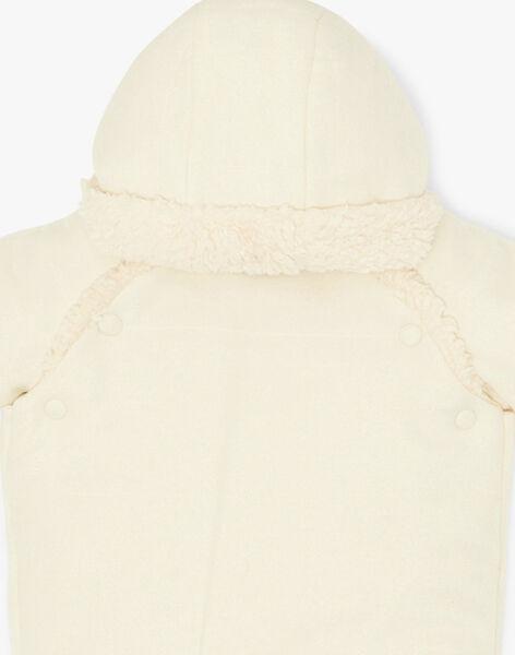 Combinaison pilote cachemire & laine beige  VILETTE 19 / 19IV2211N2BA013