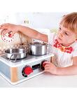 Cuisinière barbecue blanche CUIS BARB BLANC / 18PJJO002GJO999