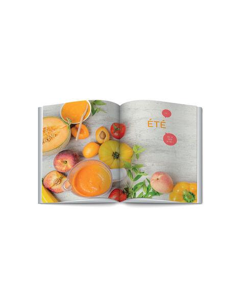 Livre Mes Premiers repas avec Babycook Béaba multicolore 24,7x17,5 cm dès 4 mois LIVRE 1ER REPAS / 19PJME011LIB999