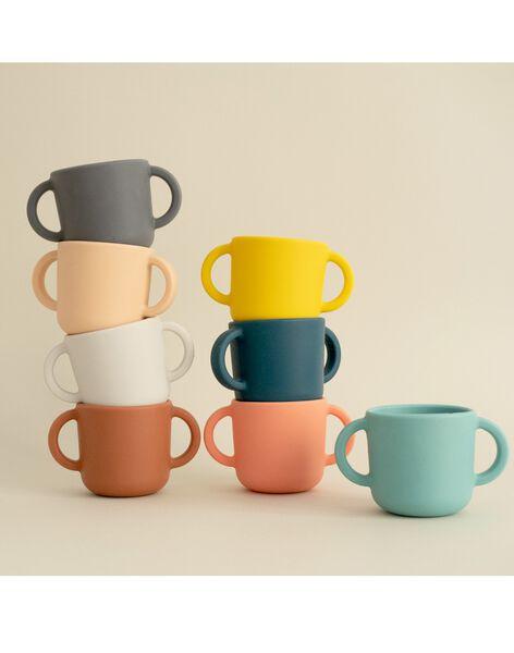 2 tasses à anses en silicone blush/ terracota TASSE SILI BLUS / 21PRR2003VAI999