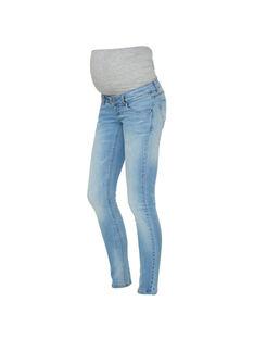 Jeans de grossesse bleu  MLBIRDIE 18 / 18VW26G5N44704