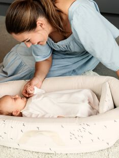 Baby nest premium white flying BBNEST PREM BLA / 21PCLT004ACL000