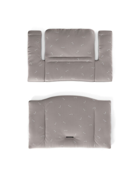 Coussin tripp trapp icone gris COUSSIN GRIS IC / 20PRR2011AMR999