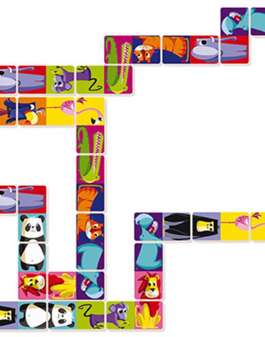 Dominos de la jungle DOMINOS / 16PJJO001JBO999