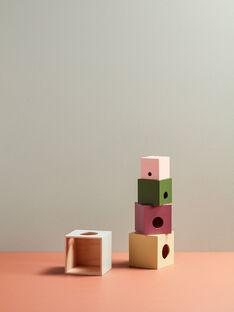 Cubes en bois Edvin CUBE BOIS EDVIN / 20PJJO001JBO999