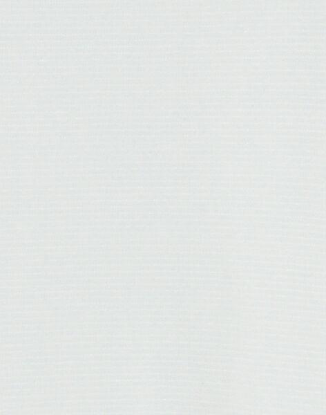 Grenouillère mixte vanille en velours DOUREVE 21 / 21PV7611N31114