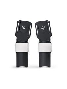 Adaptateurs Kit Maxi Cosi poussette Bee+ Bugaboo noir 11x16x16 cm BEE+ KIT COSI / 10PBPO010AAP999
