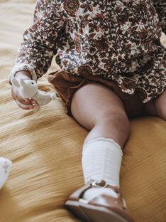 Chaussettes naturel bébé fille DJULIA 21 / 21IU6011N47009