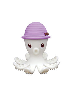 Jouet de dentition pieuvre 3D Lilas  PIEUVRE 3D LILA / 17PJJO012AJVH700