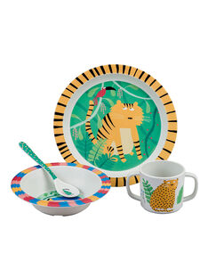 Coffret repas Jungle COFFRET JUNGLE / 14PRR2021VAI999