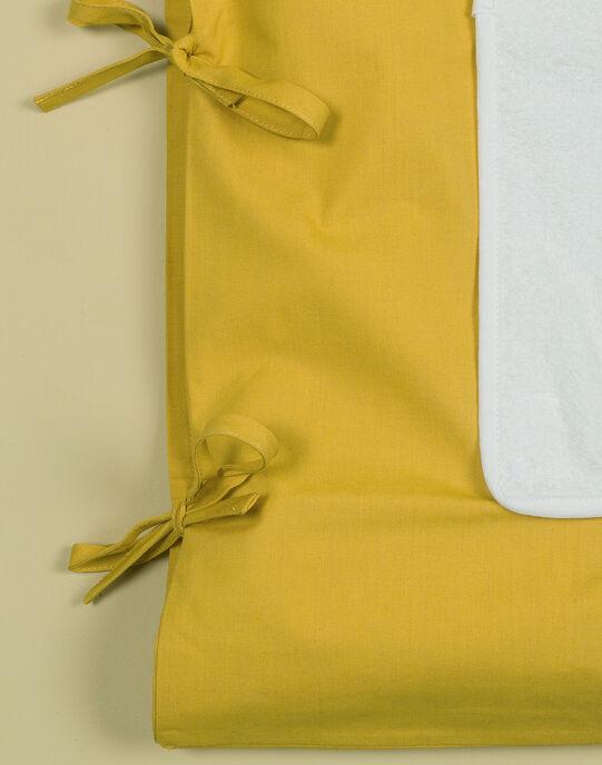 Housse de matelas à langer miel et vanille mixte TIBEHOUSSE 19 / 19VQ6421N75107