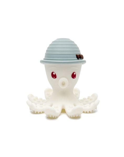 Jouet de dentition bonnie la pieuvre gris celeste JOU DEN PIEU GR / 21PJJO004DEN940