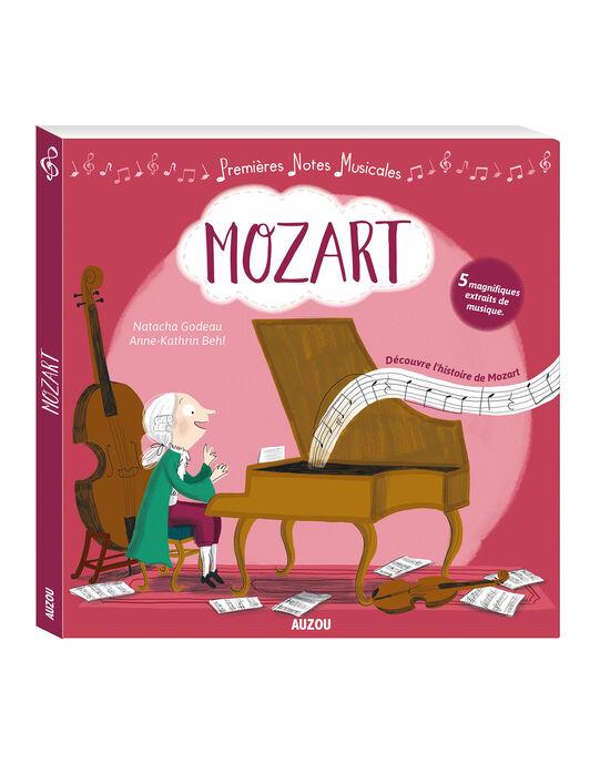 Livre musical Mozart LIVRE MOZART / 18PJME013LIB999