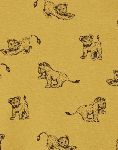 Tee Shirt Manches Courtes Bronze CAPITAINE 21 / 21VU2021N0E900
