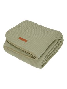 Couverture pure and soft olive 70x100cm COUV OLI 70X100 / 21PCTE006DEL999