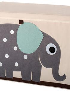 Coffre à jouets éléphant COFFRE JOUET EL / 15PCDC018APD999