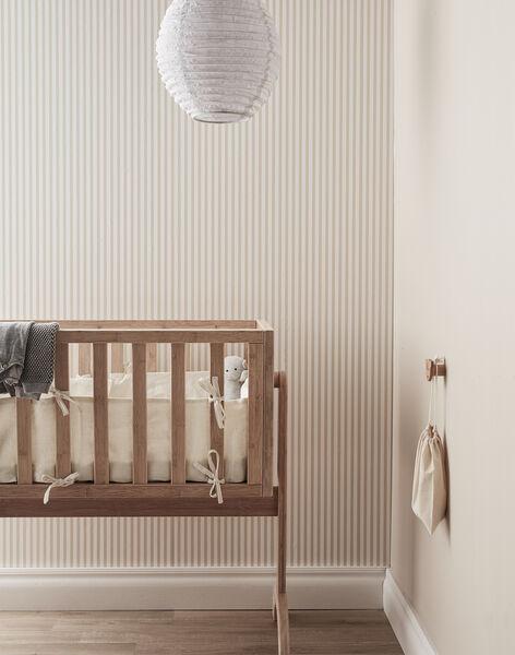 Berceau en bambou Kid's Concept marron 105x52x83 cm (0-6 mois) BERCEAU BAMBOU / 19PCMB002BRC999