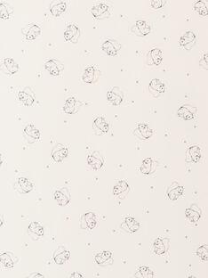 Gigoteuse mixte imprimé écureuils ALIBULETTE 20 / 20PV5912N66114