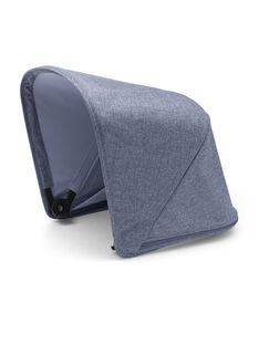 Capote de poussette Fox Bugaboo bleu chiné FOX CAP BLEU CH / 18PBPO027AAP222